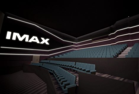 IMAX Park Cinema at Flame Towers – Baku (Azerbaijan)